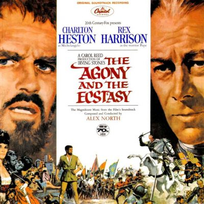 """January artFLIX: FREE showing of """"The Agony and th..."""