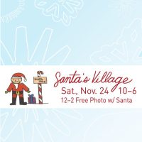 Santa's Village at Visionarium