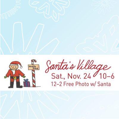 Santa's Village at Visionarium