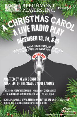 A Christmas Carol - A Radio Play!
