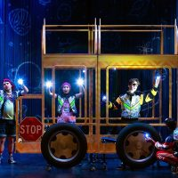 Memorial Hall presents the Theatreworks USA Prduction of the Magic School Bus