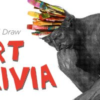 Drink and Draw: Art Trivia