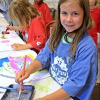 Winter Art Classes Grades 3-4