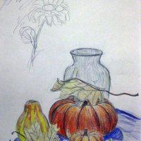 Winter High School Art Classes