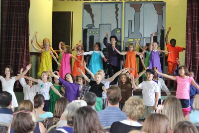 Winter/Spring Musical Theater Workshop with Nancy Huey