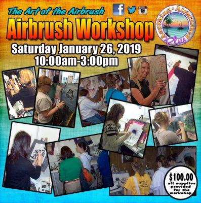 Airbrush Workshop