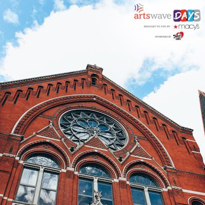ArtsWave Days - Open House at Music Hall