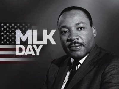 Martin Luther King, Jr., Celebration featuring Ele...