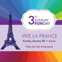 3rd Sunday Funday: Vive la France