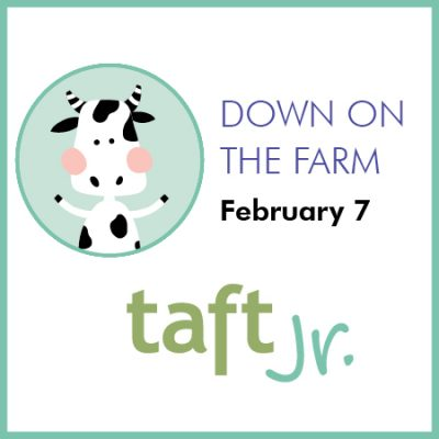 Taft Jr: Down on the Farm