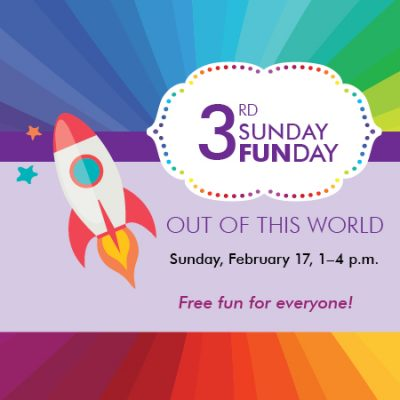 3rd Sunday Funday: Out of this World