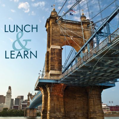 Lunch & Learn | J.P. Ball in Cincinnati