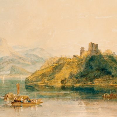 Travels with Turner: Watercolors from the Taft Col...