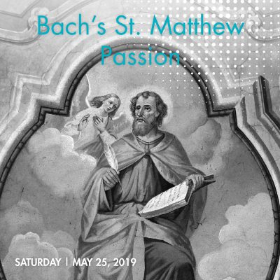 Bach's St. Matthew Passion