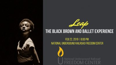 LEAP: The Black and Brown Ballet Experience