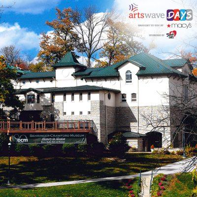 ArtsWave Days - Hands-on Arts at Behringer-Crawford Museum