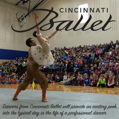 Cincinnati Ballet: A Day in the Life of a Professi...