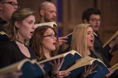 CCM Choruses: Dove and Stravinsky