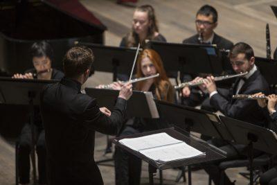 CCM Wind Symphony: The Winds of Nagual