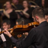 CCM Philharmonia & Chamber Choir: Back to Baroque