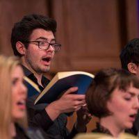 CCM Chamber Choir: Choral Classics
