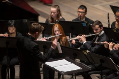 CCM Wind Symphony with James Bunte: Lontano
