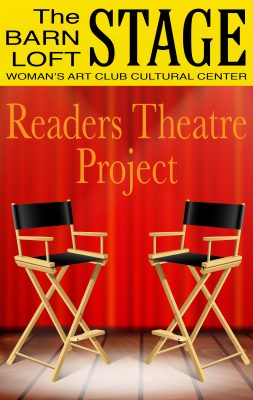 """Readers Theatre Project: """"Gertrude Stein and a Com..."""