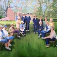 March Magnificence: Brush and Palette Painters Spring Exhibit
