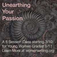 Teen Spring Class: Unearthing Your Passion