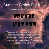 Summer Series For Kids - Sounds Like Fun