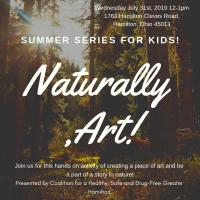 Summer Series For Kids - Naturally Art