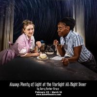 Always Plenty of Light at the Starlight All Night Diner