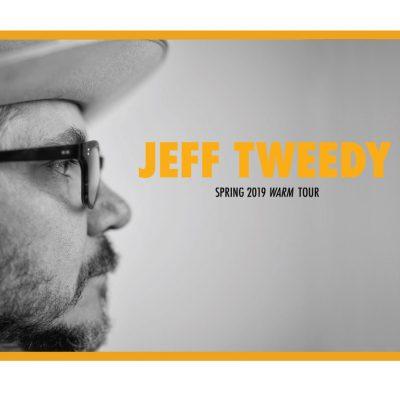 Jeff Tweedy: WARM Tour