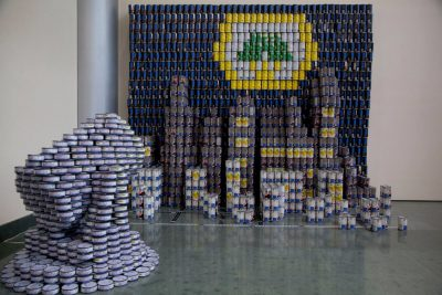 Canstruction®, 2019