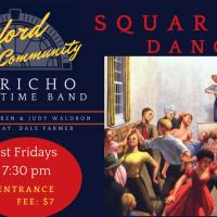 Oxford Community Square Dance