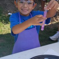 Chippie's Sensational Science Labs: April Showers Bring May Flowers