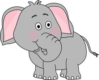 Tot Tuesdays! Elephants on Parade