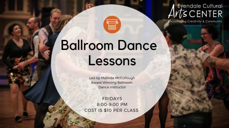 Beginner Ballroom & Swing Dance Lessons