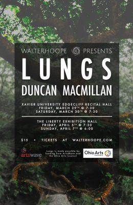 """Walterhoope Presents """"Lungs"""""""