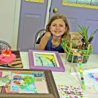 Spring Art Classes Grades K-2