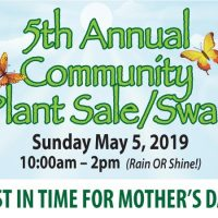 5th Annual Community Plant Swap (benefiting the Arts Center at Dunham)