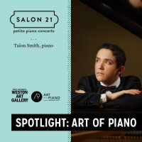 Spotlight: Art of the Piano