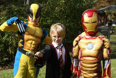 TCT Theatre Camp: Comic-Cosplay Camp – Ages 6-7