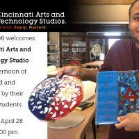 Gallery 708 welcomes Cincinnati Arts and Technology Studios (CATS)