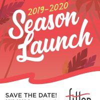 2019-2020 Season Launch