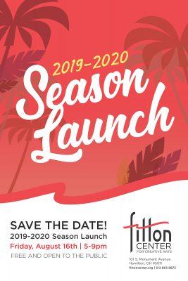 2019-2020 Season Launch