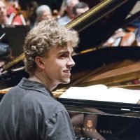Matinee Musicale Recital with Pianist Reed Tetzloff