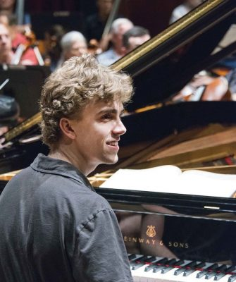 Matinee Musicale Recital with Pianist Reed Tetzlof...