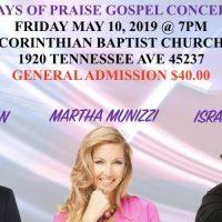 Days of Praise Celebration Concert