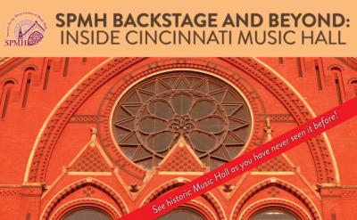 Backstage and Beyond: Inside Cincinnati Music Hall...